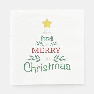 Christmas Napkins Paper Napkin