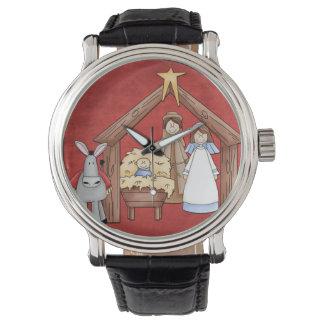 Christmas Nativity Watch