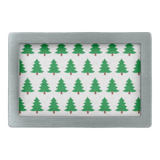 christmas new design green white belt buckle