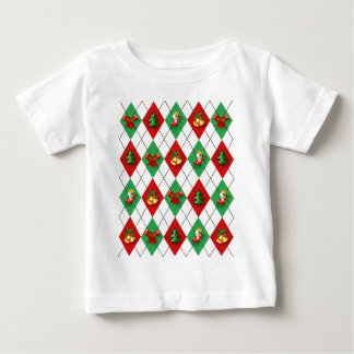 christmas new design red green baby T-Shirt