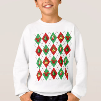 christmas new design red green sweatshirt