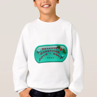 Christmas New Year Share Sweatshirt