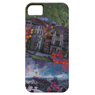 Christmas night case for the iPhone 5
