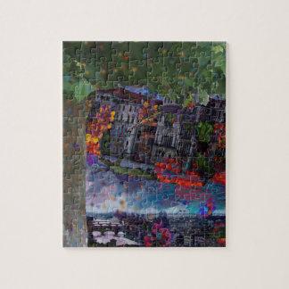Christmas night jigsaw puzzle
