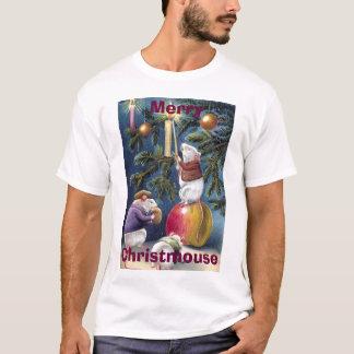 Christmas Nightshirt T-Shirt