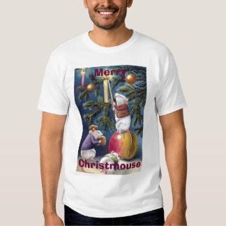 Christmas Nightshirt Tshirts