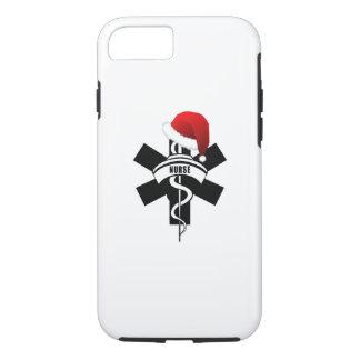 Christmas Nurse Holidays iPhone 8/7 Case