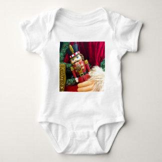 Christmas Nutcracker Baby Bodysuit