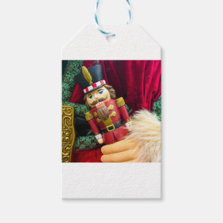 Christmas Nutcracker Gift Tags