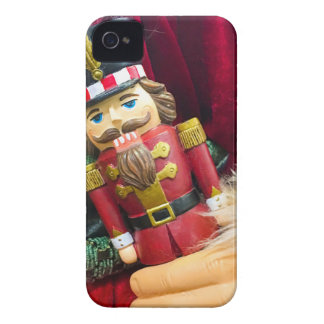 Christmas Nutcracker iPhone 4 Case-Mate Cases
