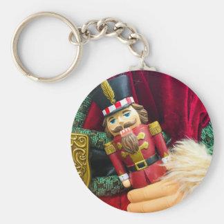 Christmas Nutcracker Keychain