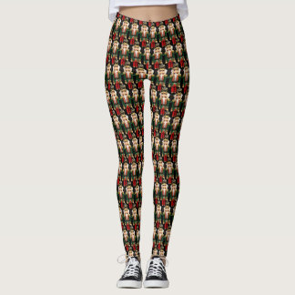 Christmas Nutcracker Leggings