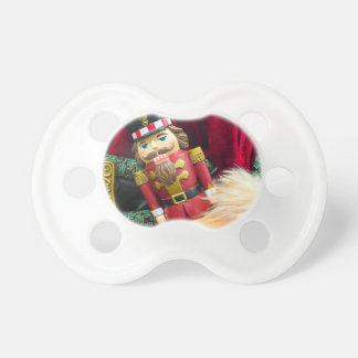 Christmas Nutcracker Pacifier