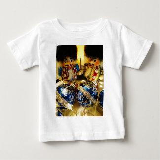 Christmas Nutcrackers Baby T-Shirt