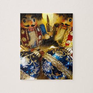Christmas Nutcrackers Jigsaw Puzzle
