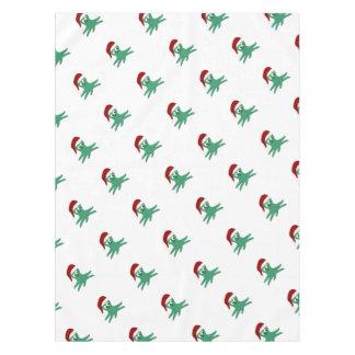 Christmas Octopus Tablecloth