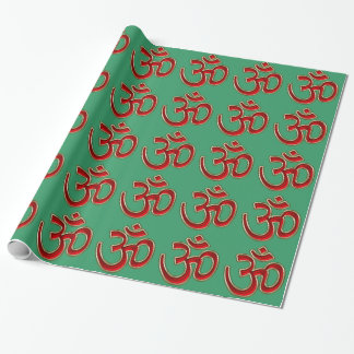 Christmas OM Holiday Wrapping Paper