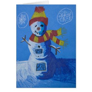 Christmas or Hanukah Card