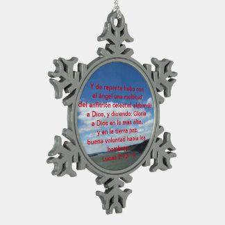 Christmas Ornament (Adorno de Navidad)