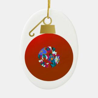 Christmas Ornament Appliqué