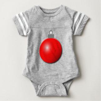 Christmas Ornament Baby Bodysuit