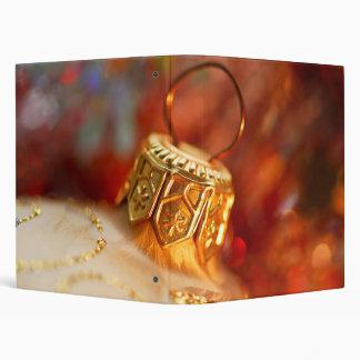 Christmas ornament binder