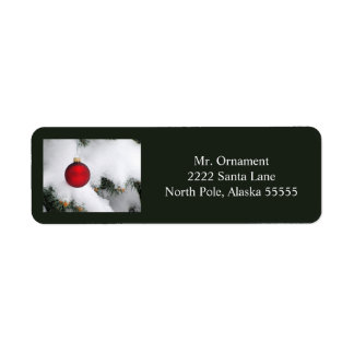 Christmas ornament label 3 2016