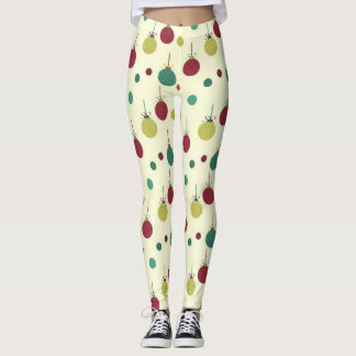 Christmas Ornament Leggings