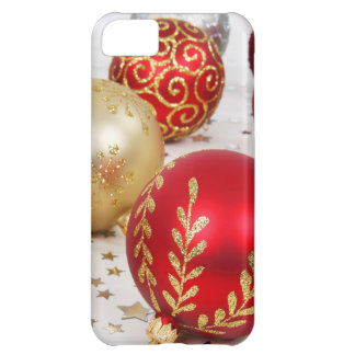Christmas Ornaments Winter Holiday iPhone 5 Case
