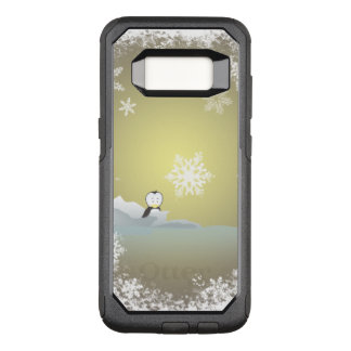 christmas OtterBox commuter samsung galaxy s8 case