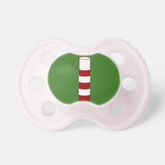 Christmas pacifier fun