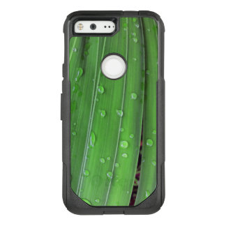 Christmas Palm and Raindrops OtterBox Commuter Google Pixel Case