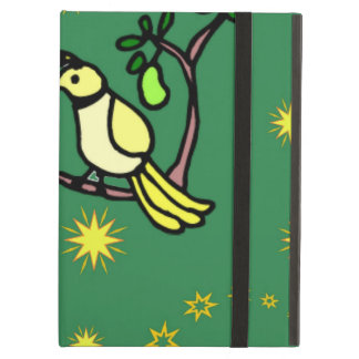 Christmas, Partridge and Drums iPad Air Cases