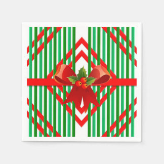 Christmas Party Time Christmas Party Paper Napkins