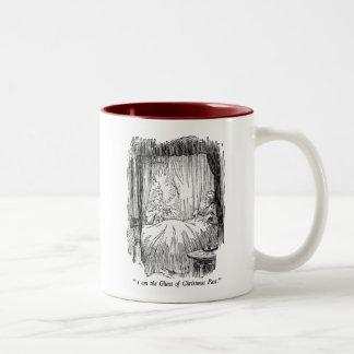Christmas Past (with text) Mug