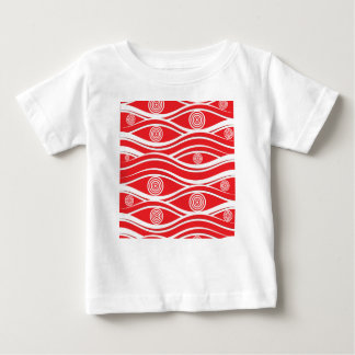 Christmas pattern baby T-Shirt