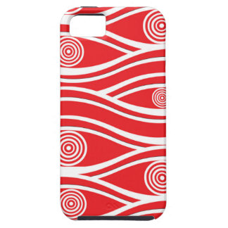 Christmas pattern iPhone 5 case