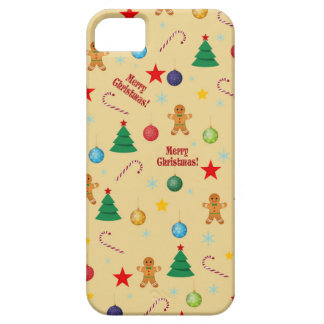 Christmas pattern iPhone 5 covers