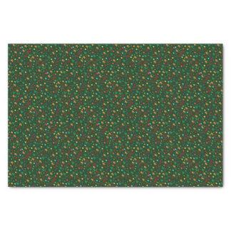 Christmas pattern tissue paper