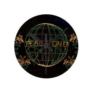 Christmas Peace on Earth 1 Wallclocks