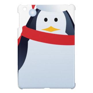 Christmas Penguin iPad Mini Covers