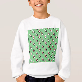 Christmas Penguin Sweatshirt