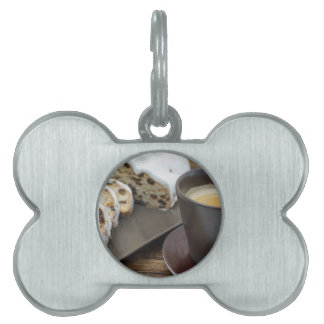 christmas pet ID tag