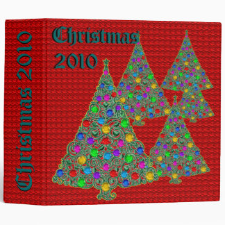 Christmas Photo Album Binder