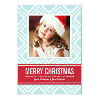 """Christmas Photo Card 