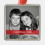 Christmas Photo Frame - Modern