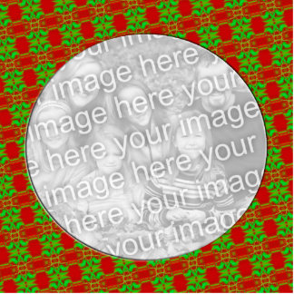 Christmas Photo Frame Photo Cut Out