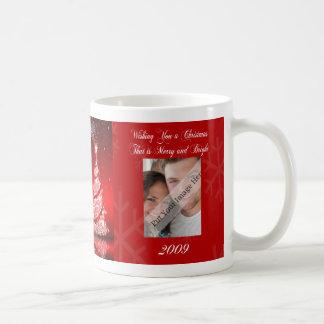 Christmas Photo Mug