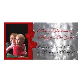 Christmas Photocard Card