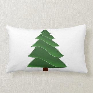 Christmas Pine Lumbar Pillow